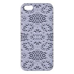 Bridal Lace 3 Apple iPhone 5 Premium Hardshell Case