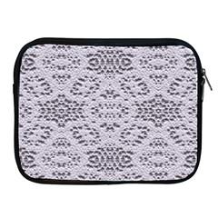 Bridal Lace 3 Apple iPad 2/3/4 Zipper Cases