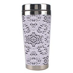 Bridal Lace 3 Stainless Steel Travel Tumblers