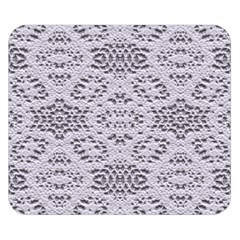 Bridal Lace 3 Double Sided Flano Blanket (Small)