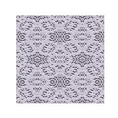 Bridal Lace 3 Small Satin Scarf (square)
