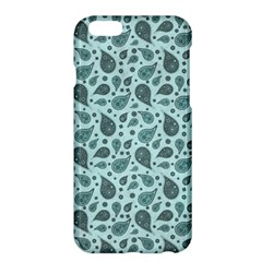 Vintage Paisley Aqua Apple iPhone 6 Plus/6S Plus Hardshell Case