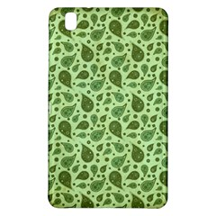 Vintage Paisley Green Samsung Galaxy Tab Pro 8.4 Hardshell Case