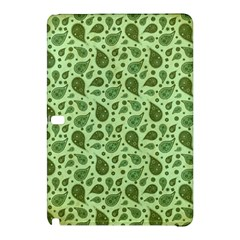 Vintage Paisley Green Samsung Galaxy Tab Pro 12.2 Hardshell Case