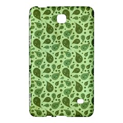 Vintage Paisley Green Samsung Galaxy Tab 4 (7 ) Hardshell Case