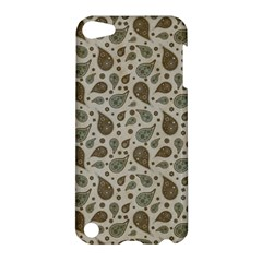 Vintage Paisley Grey Apple iPod Touch 5 Hardshell Case