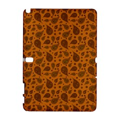 Vintage Paisley Terra Samsung Galaxy Note 10.1 (P600) Hardshell Case