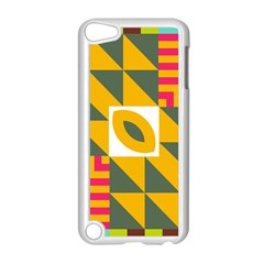 Shapes in a mirror Apple iPod Touch 5 Case (White)