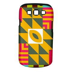 Shapes in a mirror Samsung Galaxy S III Classic Hardshell Case (PC+Silicone)
