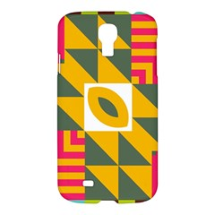 Shapes in a mirror Samsung Galaxy S4 I9500/I9505 Hardshell Case