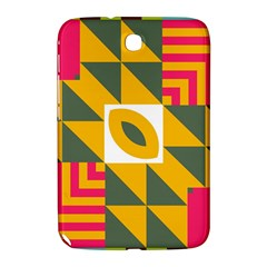 Shapes in a mirror Samsung Galaxy Note 8.0 N5100 Hardshell Case