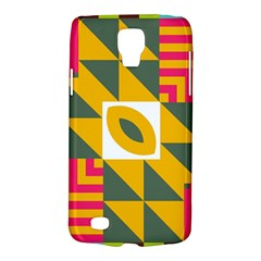 Shapes in a mirror Samsung Galaxy S4 Active (I9295) Hardshell Case
