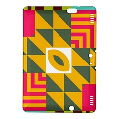 Shapes in a mirror Kindle Fire HDX 8.9  Hardshell Case
