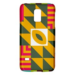 Shapes in a mirrorSamsung Galaxy S5 Mini Hardshell Case