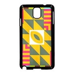 Shapes in a mirror Samsung Galaxy Note 3 Neo Hardshell Case