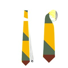 Shapes In A Mirror Necktie