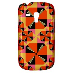 Windmill in rhombus shapes Samsung Galaxy S3 MINI I8190 Hardshell Case