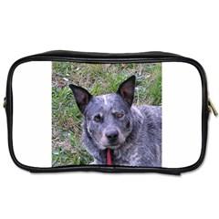 Australian Cattle Dog Blue Toiletries Bags 2-Side