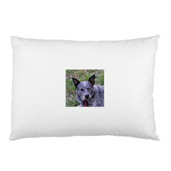 Australian Cattle Dog Blue Pillow Cases (Two Sides)
