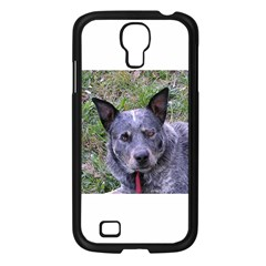Australian Cattle Dog Blue Samsung Galaxy S4 I9500/ I9505 Case (Black)