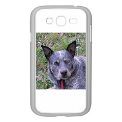 Australian Cattle Dog Blue Samsung Galaxy Grand DUOS I9082 Case (White)