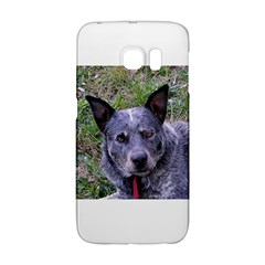 Australian Cattle Dog Blue Galaxy S6 Edge