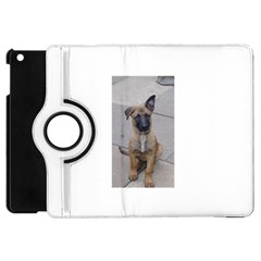 Malinois Puppy Sitting Apple iPad Mini Flip 360 Case
