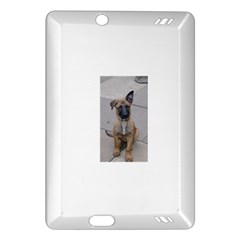 Malinois Puppy Sitting Kindle Fire HD (2013) Hardshell Case