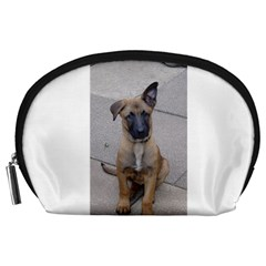 Malinois Puppy Sitting Accessory Pouches (Large)