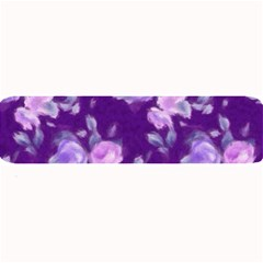 Vintage Roses Purple Large Bar Mats
