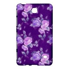 Vintage Roses Purple Samsung Galaxy Tab 4 (8 ) Hardshell Case
