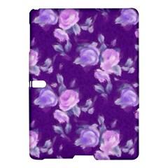Vintage Roses Purple Samsung Galaxy Tab S (10 5 ) Hardshell Case