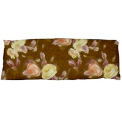 Vintage Roses Golden Body Pillow Cases (dakimakura)
