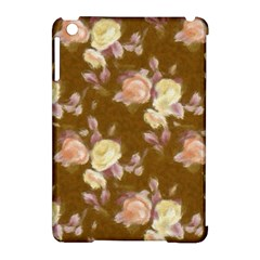 Vintage Roses Golden Apple iPad Mini Hardshell Case (Compatible with Smart Cover)