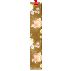 Vintage Roses Golden Large Book Marks