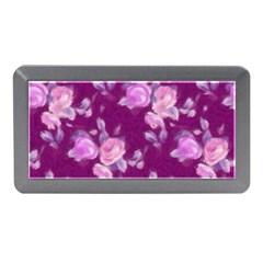 Vintage Roses Pink Memory Card Reader (Mini)