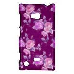 Vintage Roses Pink Nokia Lumia 720