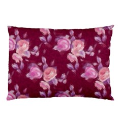 Vintage Roses Pillow Cases (Two Sides)