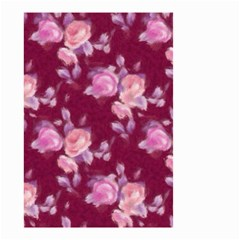 Vintage Roses Small Garden Flag (two Sides)