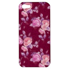 Vintage Roses Apple iPhone 5 Hardshell Case