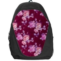 Vintage Roses Backpack Bag