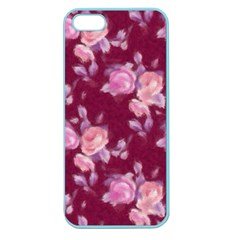 Vintage Roses Apple Seamless iPhone 5 Case (Color)