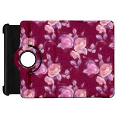 Vintage Roses Kindle Fire HD Flip 360 Case