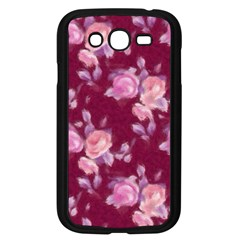 Vintage Roses Samsung Galaxy Grand DUOS I9082 Case (Black)