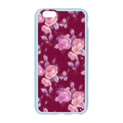 Vintage Roses Apple Seamless iPhone 6/6S Case (Color)