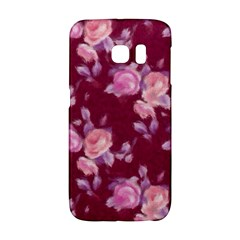 Vintage Roses Galaxy S6 Edge