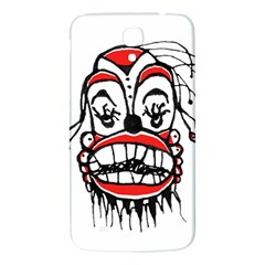Dark Clown Drawing Samsung Galaxy Mega I9200 Hardshell Back Case