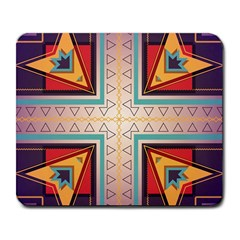 Cross and other shapes Large Mousepad