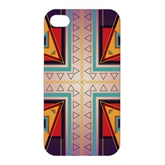 Cross and other shapes Apple iPhone 4/4S Premium Hardshell Case
