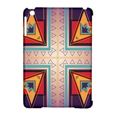 Cross and other shapes Apple iPad Mini Hardshell Case (Compatible with Smart Cover)
